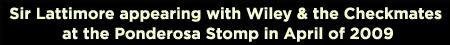 Ponderosa Stomp
