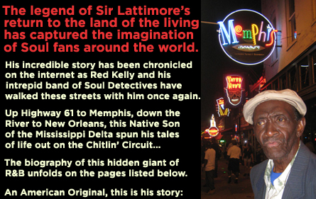 The Legend of Sir Lattimore Brown